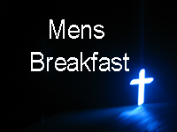 Mens Breakfast button