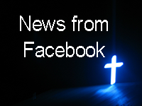 News from Facebook button