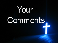 Your Comments button