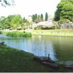 Beautiful Gardens & Lake